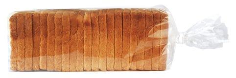 Gesneden brood stock foto's