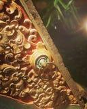 Gesneden deur royalty-vrije stock afbeeldingen
