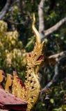 Gesneden draak stock foto