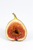 Gesneden fig. Royalty-vrije Stock Afbeelding