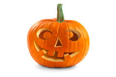 Gesneden Halloween pompoen