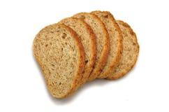 Gesneden relatieve vochtigheid van het Brood royalty-vrije stock foto's