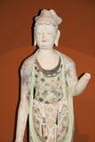 Gesneden standbeeld in China stock foto's