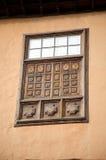 Gesneden venster Stock Afbeelding