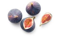 Gesneden verse fig Stock Foto's
