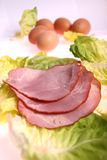 Gesneden vlees stock afbeeldingen
