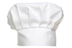 Geïsoleerde. de hoed van chef-koks Stock Foto's