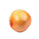 Geïsoleerde pompelmoesgrapefruit Stock Foto's