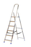 Geïsoleerdeo ladder Royalty-vrije Stock Afbeelding