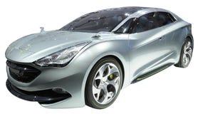 Geïsoleerdev de coupé van het concept Royalty-vrije Stock Afbeelding