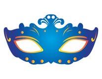Geïsoleerds Carnaval masker Royalty-vrije Stock Foto's