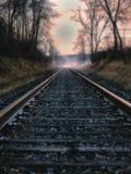 Gespenstische Bahnen Lizenzfreie Stockfotografie
