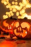 Gespenstische Dekoration für Halloween Lizenzfreies Stockfoto