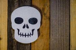 Gespenstische Halloween-Dekoration Lizenzfreie Stockbilder
