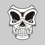 Gespenstische Maske Stockfoto
