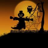 Gespenstisches Halloween 5 Stockfotos
