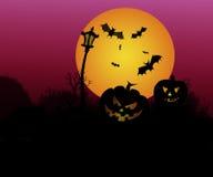 Gespenstisches Halloween 6 Lizenzfreie Stockfotografie