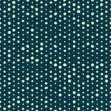 Gespikkeld het gaan op Blauw stock illustratie