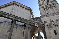 Gespleten Kroatië Royalty-vrije Stock Fotografie