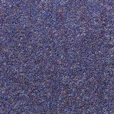 Gesponnene blaue lila Teppichbeschaffenheit Stockfotografie