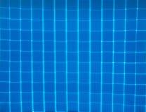Gesponnene Plastikstreifenbeschaffenheit Lizenzfreies Stockbild