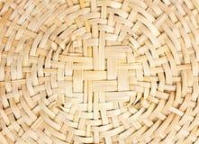 Gesponnener Bambus. Stockbilder