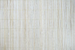 Gesponnener Bambushintergrund stockfoto