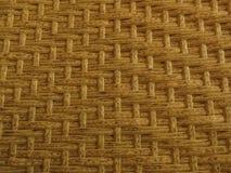 Gesponnener Bambusrattan-Zaun Background Straw Weave Texture Rattanmöbelbeschaffenheit lizenzfreie stockbilder