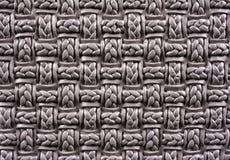 Gesponnener Muster-Hintergrund Stockfoto