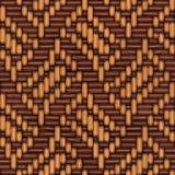 Gesponnenes Muster Stockbild