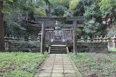 Gessho-ji shrine - Matsue - Japan Stock Photos