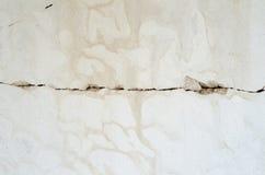 Gesso di terremoto Immagine Stock Libera da Diritti