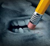 Gestão da raiva ilustração do vetor