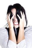 Gestão da raiva Fotos de Stock