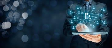 Gestão de dados e privacidade