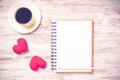 Geständnis am Valentinsgrußtag Lizenzfreie Stockbilder