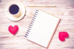 Geständnis am Valentinsgrußtag Lizenzfreie Stockfotografie