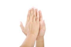 gest fem ger mig Arkivbild