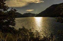 Gestalten Sie Argentinien, De los Anden Sans Martin landschaftlich stockfotografie