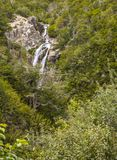 Gestalten Sie Argentinien, De los Anden Sans Martin landschaftlich lizenzfreie stockfotos
