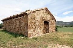 Gestalten Sie, Gudar-Berge, Teruel, Aragonien, Spanien landschaftlich Lizenzfreies Stockbild
