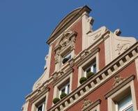 Gestaltete Dach-Auslegung Lizenzfreies Stockfoto