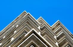 Gestaltung des verstärkten Betons Lizenzfreies Stockfoto