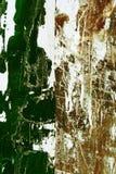 Gestaltungsarbeit der goldenen und grünen Farbe stockfotos