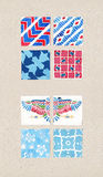 Gestaltungselement-Satz Lizenzfreie Stockbilder