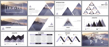Gestaltungselement von infographics für Darstellungsschablonen stock abbildung