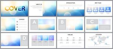 Gestaltungselement von infographics für Darstellungsschablonen vektor abbildung