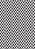 Gestapeld kubussenpatroon. Stock Afbeeldingen