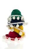Gestapelde sombrero's Royalty-vrije Stock Afbeelding