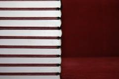 Gestapelte Bücher Lizenzfreies Stockbild